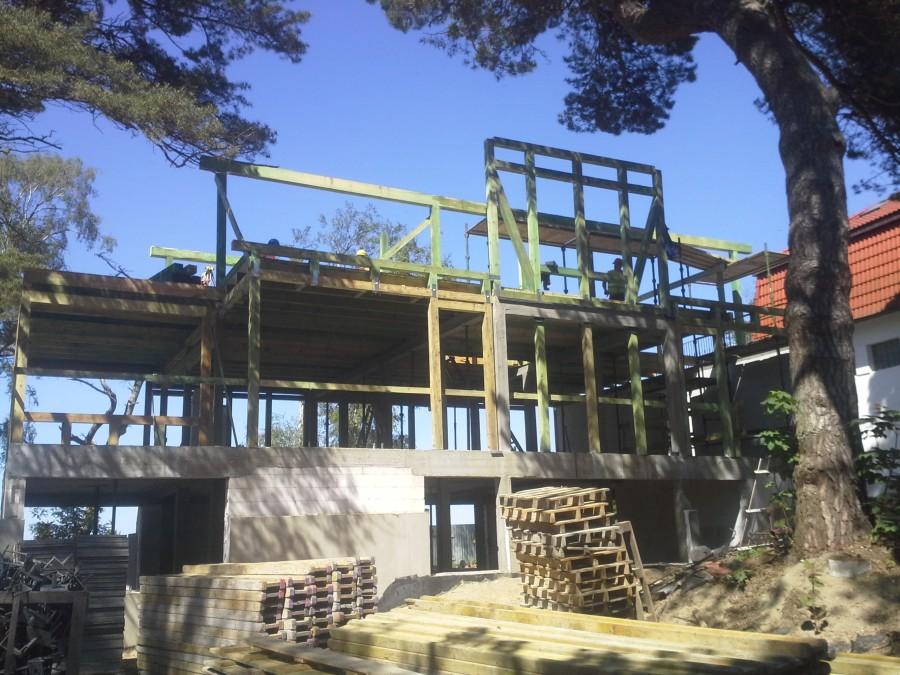 dom drewniany 10